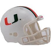 Riddell Miami Hurricanes Pocket Size Football Helmet