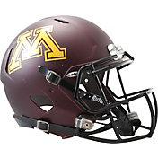 Riddell Minnesota Golden Gophers Speed Revolution Authentic Full-Size Football Helmet