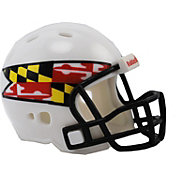 Riddell Maryland Terrapins Pocket Size Football Helmet