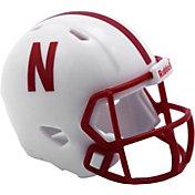 Riddell Nebraska Cornhuskers Pocket Speed Single Helmet