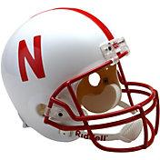 Riddell Nebraska Cornhuskers Full-Size Deluxe Replica Football Helmet