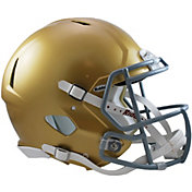 Riddell Notre Dame Fighting Irish Speed Revolution Authentic Full-Size Football Helmet
