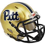 Riddell Pitt Panthers Mini Speed Football Helmet