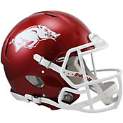 Riddell Arkansas Razorbacks Speed Revolution Authentic Full-Size Football Helmet