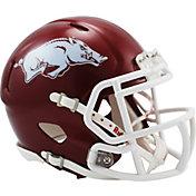 Riddell Arkansas Razorbacks Speed Mini Football Helmet
