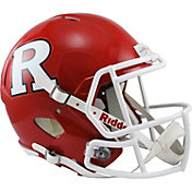 Riddell Rutgers Scarlet Knights 2016 Replica Speed Full-Size Helmet