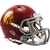 Riddell USC Trojans Speed Mini Football Helmet