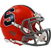 Riddell Syracuse Orange Speed Mini Football Helmet