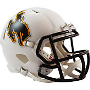 Riddell Wyoming Cowboys Speed Mini Football Helmet