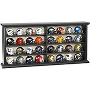 Riddell NFL 32-Piece Speed Pocket Helmet Wooden Display