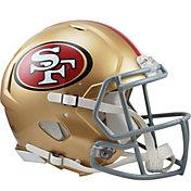 Riddell San Francisco 49ers Revolution Speed Football Helmet
