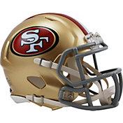 Riddell San Francisco 49ers Revolution Speed Mini Helmet