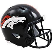 Riddell Denver Broncos Pocket Single Speed Helmet