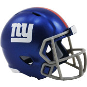 Riddell New York Giants Pocket Single Speed Helmet