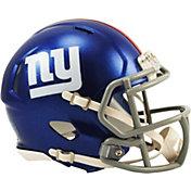 Riddell New York Giants Revolution Speed Mini Helmet