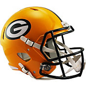 Riddell Green Bay Packers Speed Replica Full-Size Football Helmet