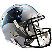 Riddell Carolina Panthers Speed Replica Full-Size Football Helmet