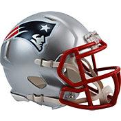Riddell New England Patriots Revolution Speed Mini Helmet
