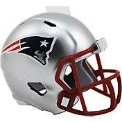 Riddell New England Patriots Pocket Single Speed Helmet