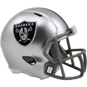 Riddell Oakland Raiders Pocket Speed Single Helmet