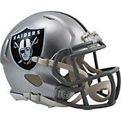 Riddell Oakland Raiders Speed Mini Football Helmet