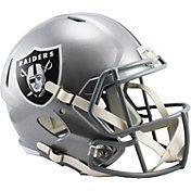 Riddell Oakland Raiders 2016 Replica Speed Full-Size Helmet