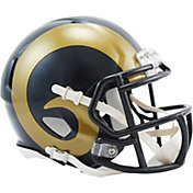 Riddell Los Angeles Rams Revolution Speed Mini Helmet