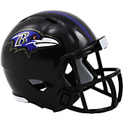 Riddell Baltimore Ravens Pocket Single Speed Helmet