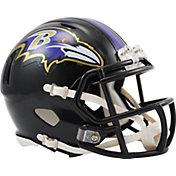 Riddell Baltimore Ravens Revolution Speed Mini Helmet