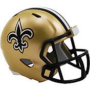 Riddell New Orleans Saints Pocket Single Speed Helmet