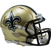 Riddell New Orleans Saints Revolution Speed Mini Helmet