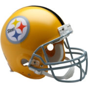Riddell Pittsburgh Steelers VSR4 Authentic Throwback 1962 Full-Size Football Helmet