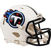 Riddell Tennessee Titans Mini Speed Football Helmet