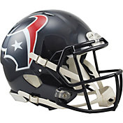 Riddell Houston Texans Revolution Speed Football Helmet