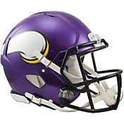 Riddell Minnesota Vikings Speed Authentic Full-Size Football Helmet