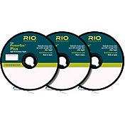 RIO Powerflex Plus Tippet – 3 Pack