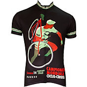 Retro Image Men's 1965 Ciclo-Cross Cycling Jersey