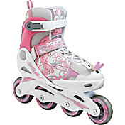 Roces Girls' Compy 6.0 Adjustable Inline Skates