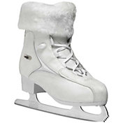 Roces Junior Girls' Fur Figure Skates