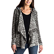 Roxy Women's Cross Stepped Cardigan