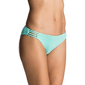 Roxy Women's Strappy Love Reversible 70's Bikini Bottoms