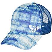 Roxy Women's Water Come Down Trucker Hat