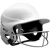 RIP-IT Fit Fastpitch Batting Helmet w/ Vision Pro - S/M