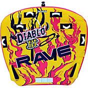 Rave Sports Diablo III 3 Rider Towable Tube