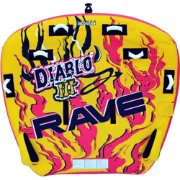 Rave Sports Diablo III 3 Rider Towable Tube