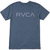 RVCA Men's Big RVCA Reverse T-Shirt