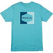 RVCA Men's Invert Hex T-Shirt