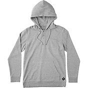 RVCA Men's Thomas Hooded Long Sleeve Shirt
