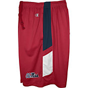 Champion Men's Ole Miss Rebels Red Elite Performance Shorts