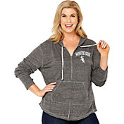 Soft As A Grape Women's Chicago White Sox Grey Hoodie